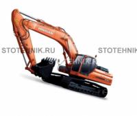 строительная техника - ремонт гусеничных экскаваторов. Doosan Solar 340 LC-V