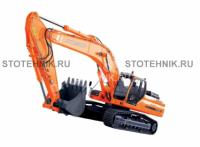 строительная техника - ремонт гусеничных экскаваторов. Doosan Solar 420LC-V