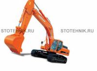строительная техника - ремонт гусеничных экскаваторов. Doosan Solar 470LC-V