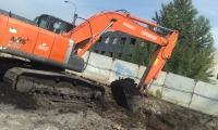 HITACHI Construction Machinery Co. Hitachi ZX 240-3