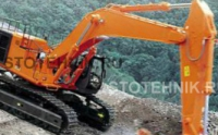 HITACHI Construction Machinery Co. Hitachi ZX 850-3