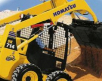Komatsu Ltd Komatsu SK 714-5