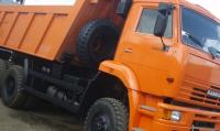 Камский автомобильный завод ОАО (КАМАЗ) КАМАЗ-6522