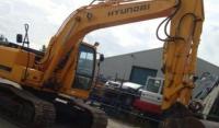 HYUNDAI Heavy Industries CO. Hyundai R 180LC-7