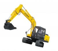 HYUNDAI Heavy Industries CO. Hyundai R 140LC-7