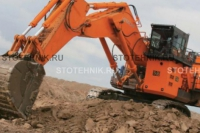 HITACHI Construction Machinery Co. Hitachi EX 2500