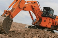 HITACHI Construction Machinery Co. EX 2500
