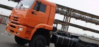 Камский автомобильный завод ОАО (КАМАЗ) КАМАЗ-65225