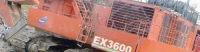 HITACHI Construction Machinery Co. EX 3600