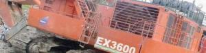 HITACHI Construction Machinery Co. EX 3600