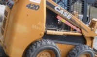 CASE - CNH France S. A. C ase 420