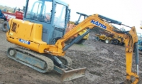 Hanix Europe Limited (Головной офис) Handozer H26B