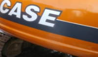 строительная техника - аренда гусеничного экскаватора. Case CX 210В
