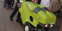 Applied Sweepers International Green 414S2D
