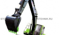 MITSUBER Baumaschinen Mitsuber 220LC-7B