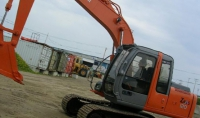 HITACHI Construction Machinery Co. HitachiZХ 110М