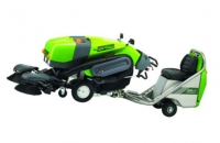 Applied Sweepers International Green 424HS