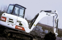 Bobcat Europe - Division of Ingersoll-Rand Bobcat 442