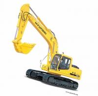 HYUNDAI Heavy Industries CO. Hyundai R 210LC-7