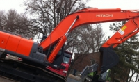 HITACHI Construction Machinery Co. Hitachi ZX 330-3