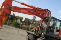 Hitachi ZX210W-3