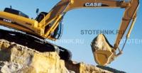 строительная техника - аренда гусеничного экскаватора. Case CX 290В