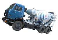 Туймазинский завод автобетоновозов ОАО ABS-6K (58146W)
