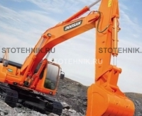 Doosan Infracore Co . Ltd Doosan S340LC.1