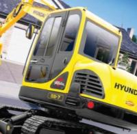 HYUNDAI Heavy Industries CO. Hyundai R 55-7