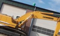 LIEBHERR-Holding GmbH Liebherr R944C Litronic