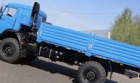 Камский автомобильный завод ОАО (КАМАЗ) КАМАЗ-4326В