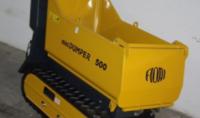 Fiori S.p.A. Италия Fiori Mini Dumper 500