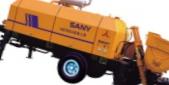 Sany Heavy Industry CO. Ltd Sany HBT60А-1406DIII