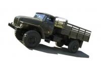 Автомобильный завод УРАЛ ОАО Урал-43206-0111-41