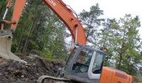 HITACHI Construction Machinery Co. Hitachi ZX 200-3