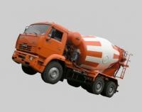 Туймазинский завод автобетоновозов ОАО ABS-9A (58149U)