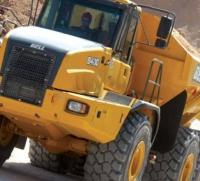 Bell Equipment Co. SA (PTY) Ltd Bell B40D articulated truck