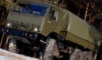 Камский автомобильный завод ОАО (КАМАЗ) КАМАЗ-43114