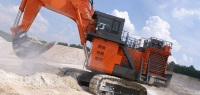 HITACHI Construction Machinery Co. EX 1900