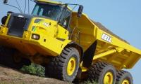 Bell Equipment Co. SA (PTY) Ltd Bell B50D articulated truck