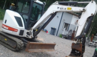 Bobcat Europe - Division of Ingersoll-Rand Bobcat 430 Fast track