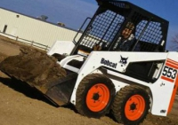 Bobcat Europe - Division of Ingersoll-Rand Bobcat 55 3