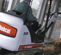 Bobcat Europe - Division of Ingersoll-Rand Bobcat 320/ 320L