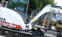 Bobcat Europe - Division of Ingersoll-Rand Bobcat 334