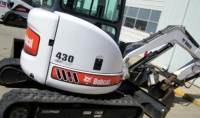 Bobcat Europe - Division of Ingersoll-Rand Bobcat 430