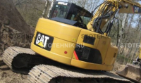 Caterpillar S.R.L. (Катерпиллер) Caterpillar 314C LCR