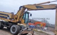 Caterpillar M320 D