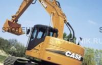 строительная техника - аренда гусеничного экскаватора. Case CX 225 SR