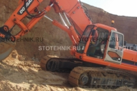 Doosan Infracore Co . Ltd Doosan S340LC