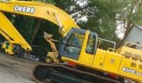 Deere Company John Deere 450C LC